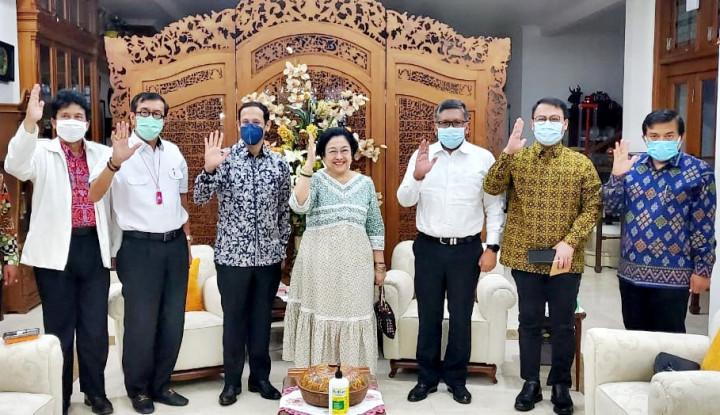 Mendikbud Temui Megawati Bahas Hilangnya Kurikulum Pancasila Dalam PP 57 Tahun 20