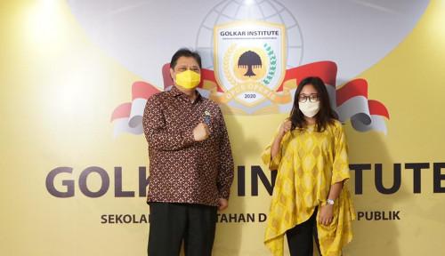 Aisyah Claresta Kader Muda SOKSI jadi Peserta Terbaik Golkar Institute