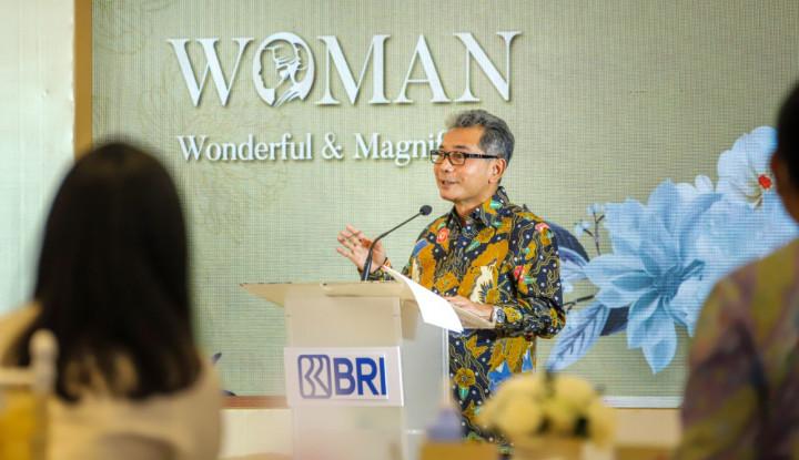 Kesetaraan Gender Akan Tingkatkan Kinerja BRI dan UMKM Indonesia