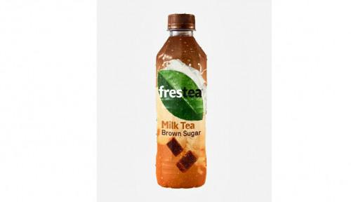 Manjakan Konsumen, Frestea Luncurkan Brown Sugar Milk Tea