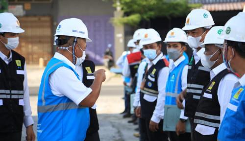 Tingkatkan Kehandalan, PLN UIW Sumut Lakukan Pemeliharaan Borderless