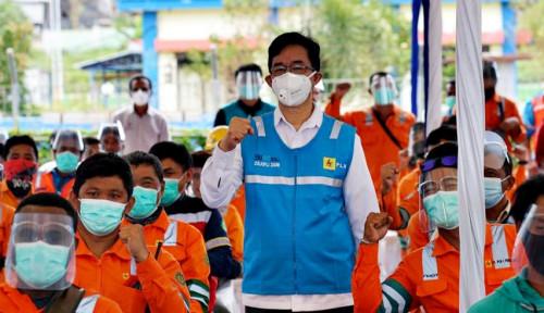 Berhasil Pulihkan Listrik di NTT, Dirut PLN: Terima Kasih Relawan