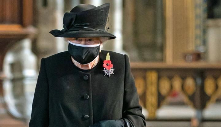 Turut Berduka, Ratu Elizabeth II Rayakan Ulang Tahun ke-95 Beberapa Hari Ditinggal Sang Suami