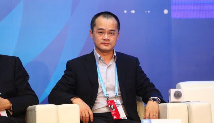 Jangan Pandang Sebelah Mata, Miliarder Muda Ini Justru Saingan Jack Ma!