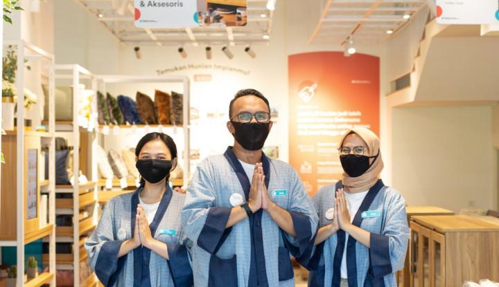 ASRI Kini Hadir Flagship Store Terbaru Dekoruma Experience Center di Alam Sutera, Tangerang