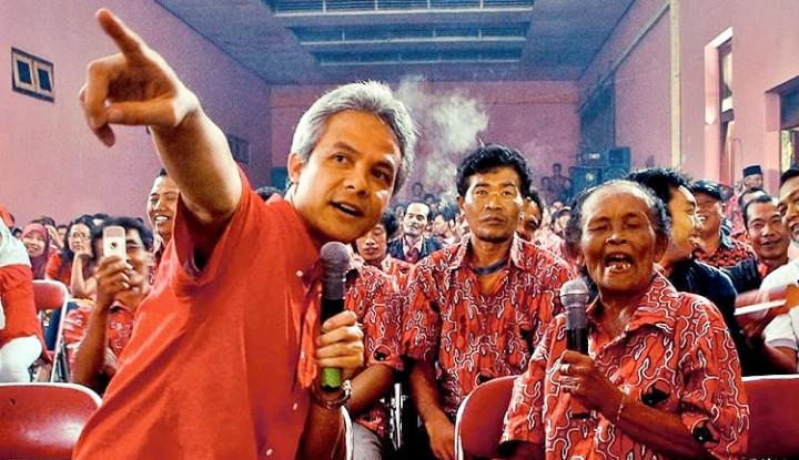 PDIP Ancam Sanksi Kader Nyolong Start Pilpres, Relawan Ganjar Meradang Gak Ketulungan