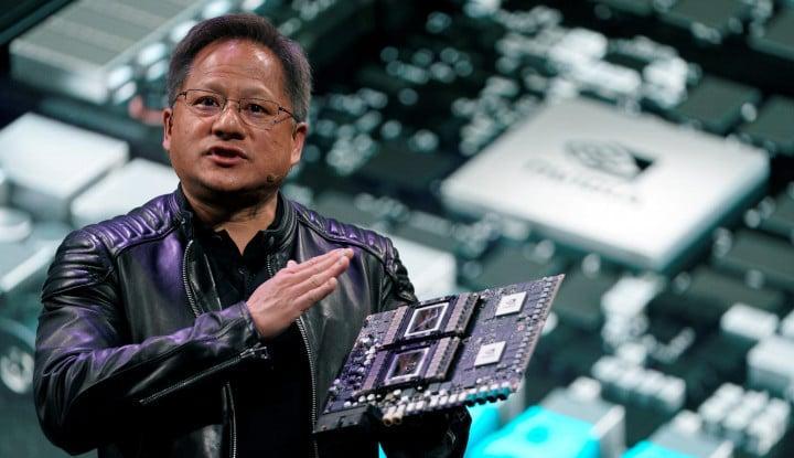 Foto Berita Kisah Orang Terkaya: Jensen Huang, Pendiri Nvidia, Pembuat Perangkat Game Raksasa Dunia