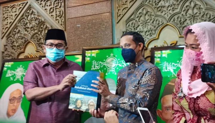 Kamus Sejarah Tak Muat Tokoh NU, PBNU Tegas: Bukan Salah Nadiem!