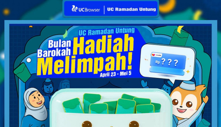 Bulan Ramadan UC Browser Gaungkan Kampanye Bertema Budaya Lokal