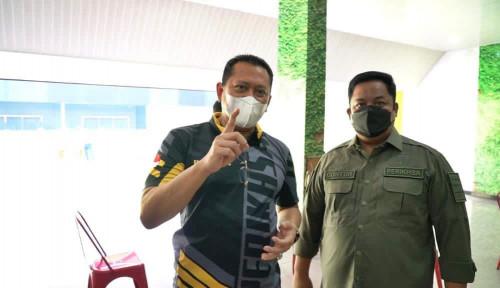 Latihan Bersama, Bamsoet Ingatkan Anggota Perikhsa: Jangan Arogan Gunakan Senjata Api!