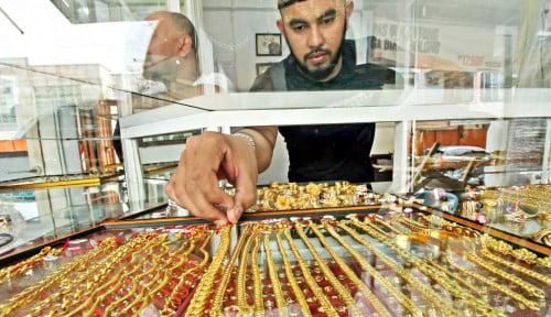 Emas Perhiasan Dorong Inflasi April, Efek Ramadan?