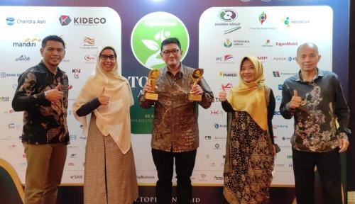 JICT Kembali Raih Dua Penghargaan Dalam TOP CSR Awards 2021