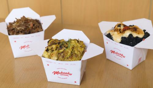 Rice Bowl Calon Kuliner Terfavorit 2021, KISAKU Kolaborasi dengan Makanku