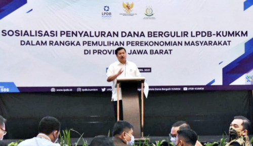 Foto Kemenkop Gandeng Kejaksaan Tingkatkan Kualitas Pinjaman Dana Bergulir bagi Koperasi
