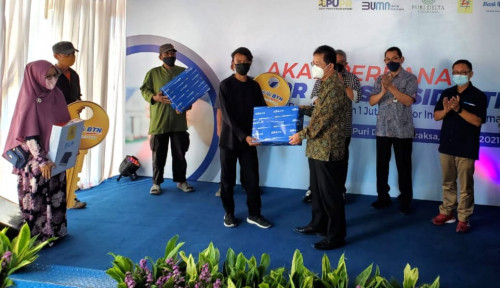 Wow! KPR Subsidi BTN Sudah Pakai Kompor Induksi
