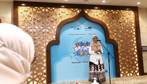 Sambut Ramadan Penuh Berkah, BritAma & Srikandi BRI Salurkan Bantuan untuk Masjid Istiqlal