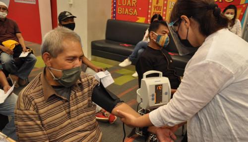 Sentra Vaksinasi COVID-19 Prudential Targetkan 45.000 Peserta