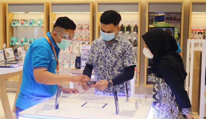ECII Hadir di The Park Sawangan, Electronic City Gelar Program Gratis Belanja dan Hadiah Langsung