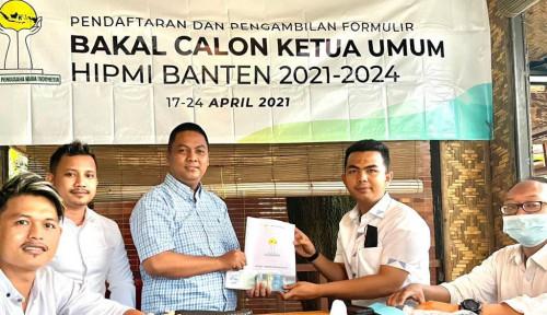 Ini Komitmen Rifky Hermiansyah jadi Calon Ketua Umum HIPMI Banten