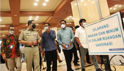 4.371 Pekerja Media Terima Vaksinasi Dosis II, Dewan Pers Apresiasi Komitmen Pemprov DKI Jakarta