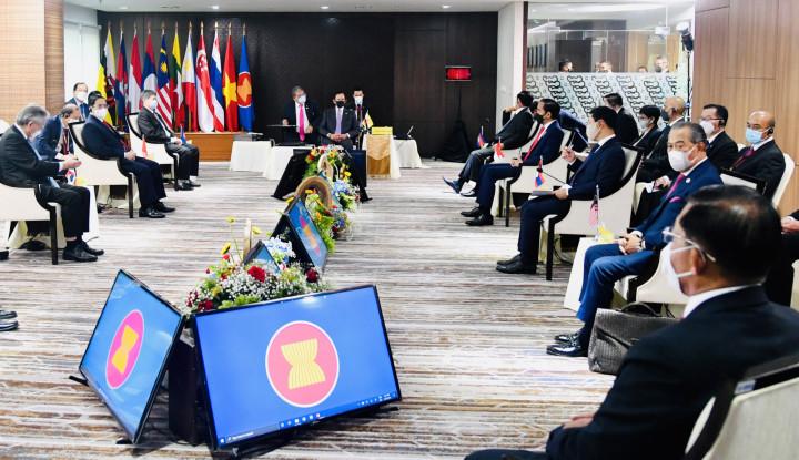 Ketidakjelasan Myanmar Bikin ASEAN Dianggap Main-main, 6 Bulan Berlalu Tanpa...