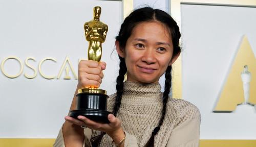Jadi Sutradara Terbaik 2021, Chloe Zhao Cetak Sejarah Baru dalam Oscars