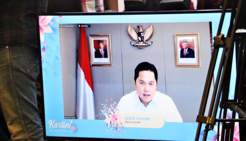 Menteri BUMN Erick Thohir Ingin Industri Asuransi di RI Maju seperti China