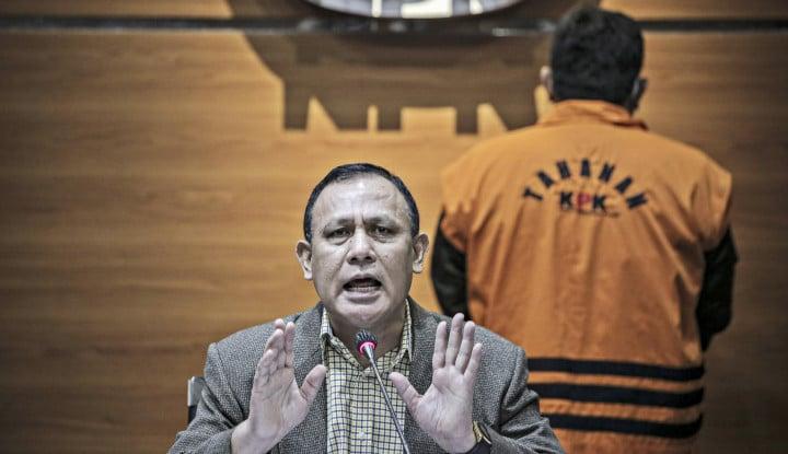 Suara Lantang Ketua KPK Bak Petir, Menggelegar Banget! Perang Badar Melawan Korupsi