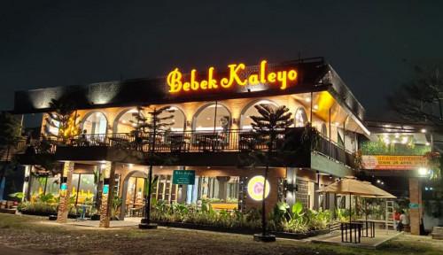 Grand Opening di Bintaro, Bebek Kaleyo Jamin Kualitas Hidangan