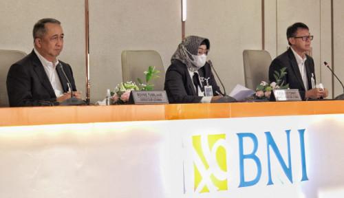 Jaga Pencadangan, BNI Cetak Laba Bersih Rp2,39 Triliun di Kuartal I 2021