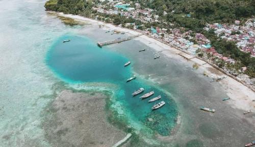 3 Pulau Bersejarah di Kepulauan Banda Baru Teraliri Listrik