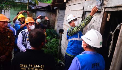 Dukung Masyarakat Desa Maju, PLN Listriki 10 Desa Banggai Laut dan Banggai Kepulauan