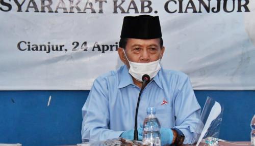 Syarief Hasan Ajak Peduli Anak Yatim dan Fakir Miskin