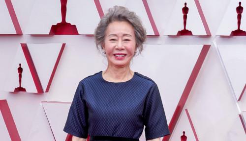 Nenek dalam Film Minari Sabet Piala Oscar dan Catatkan Sejarah Baru