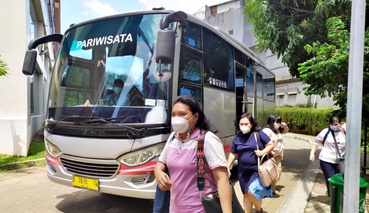 Perusahaan Bus di Hong Kong Bikin Tur Berbayar tapi Khusus Bikin Penumpang Tidur