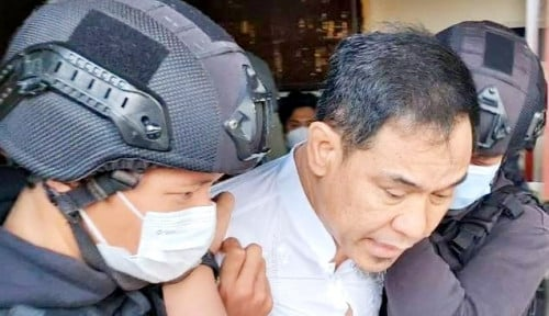 Lagi, Bekas Petinggi FPI Ditangkap Densus 88