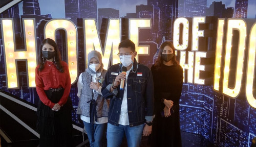 Indonesia Idol Lahirkan Penyanyi Bertalenta, Begini Komentar Bro Menteri Parekraf