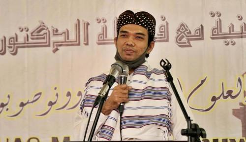 Ustad Somad Marah-Marah Lagi: Kami Bayar Haji untuk Berangkat Haji, Bukan untuk Bangun...
