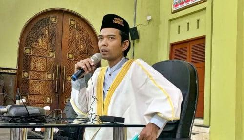 Sebut Mikrofon dan Kubah Masjid Buatan Kafir, UAS Bilang Boleh Digunakan, Ternyata Karena...
