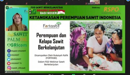 Mendorong Ketangkasan Perempuan Sawit Indonesia