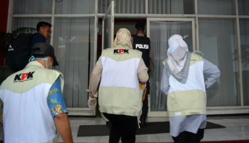 KPK Acak-acak Ruang Kerja Wakil Ketua DPR Azis Syamsuddin