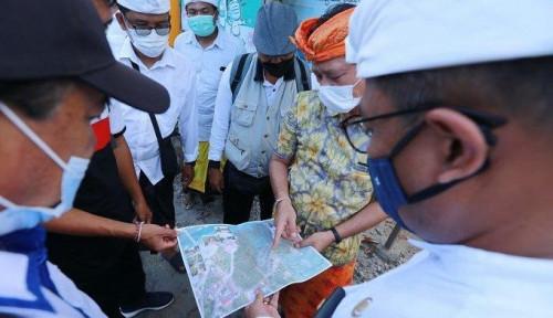 Bupati Klungkung Kembangkan Potensi Laut Nusa Penida