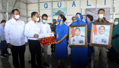 Bank Mantap Ditunjuk Salurkan Asuransi Keluarga Korban Kru KRI Nanggala 402