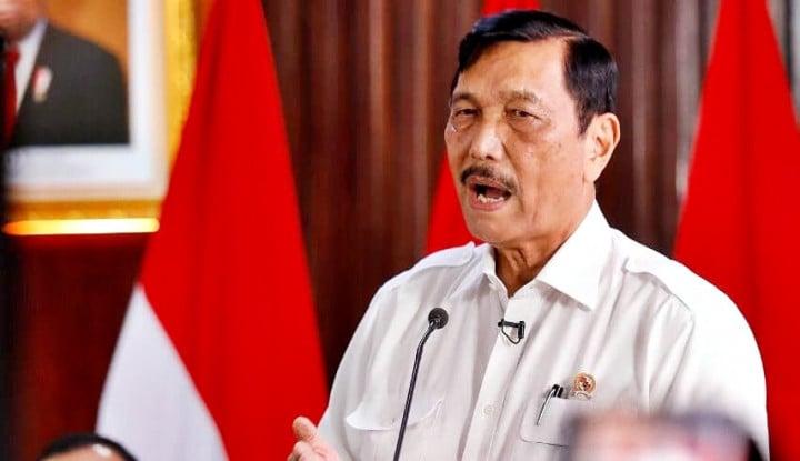 Luhut Salahkan Rakyat yang Bandel Mudik, PAN: Kenapa Pemerintah Tak Tegas?