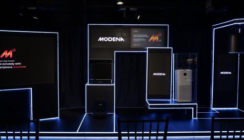 Modena Rilis Deretan Produk Baru dengan Teknologi IoT, Bisa Diatur Lewat HP!