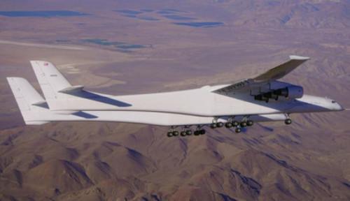 Begini Penampakan Pesawat Terbesar di Dunia, Lebar Sayapnya 117 Meter