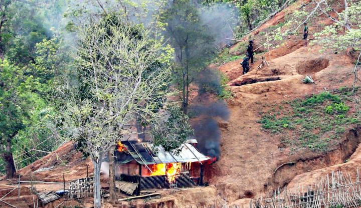 Menengok Pasukan Pertahanan Ala Pemerintah Persatuan Myanmar untuk Lawan Junta