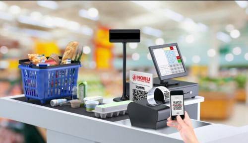 Galakkan Transaksi Digital Nobu Bank Gandeng Hypermart Hadirkan QRIS di 31 Propinsi