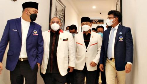 PKS- Sambangi NasDem Bahas Kebangsaan Hingga Terorisme