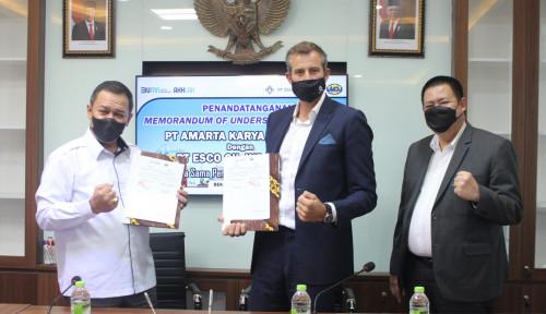 Gandengan Sama Esco Oil Indonesia, Bos Amarta Karya Optimis Bakal Raih Penddapatan Rp1,5 Triliun